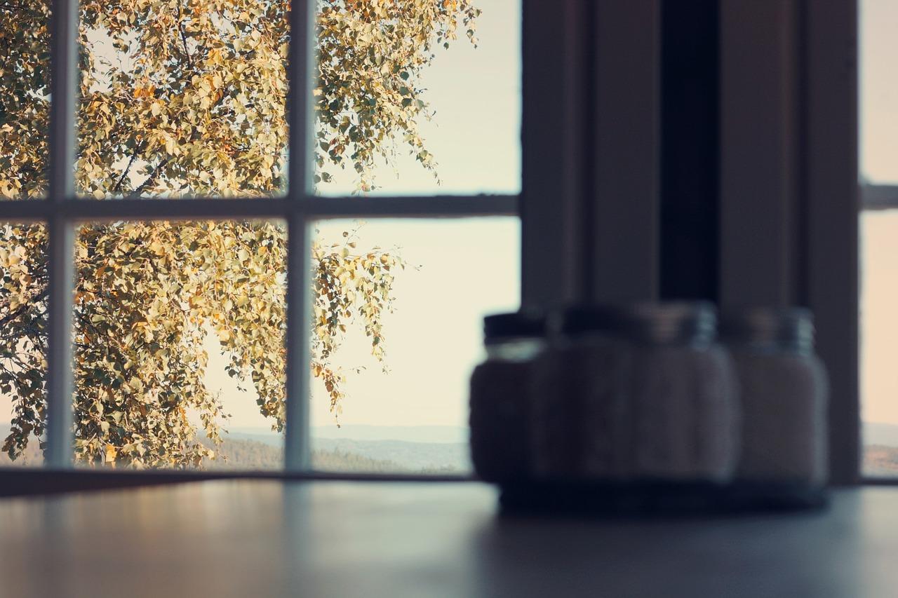 Abschliessbare Fenster