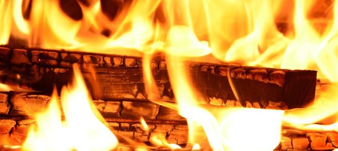 Richtig Feuer machen