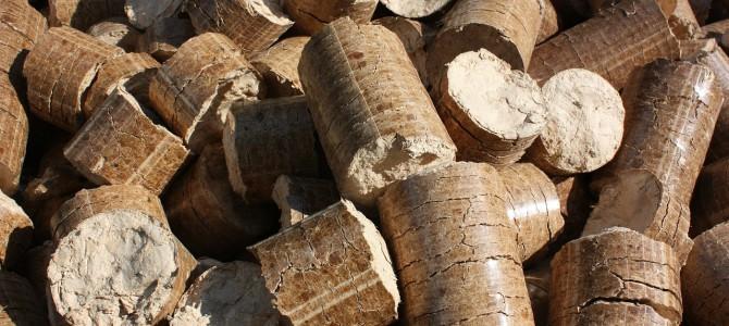 Heizen mit Holzpellets