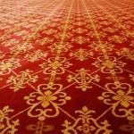 Teppich Verlegetechnik